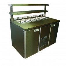 Холодильный стол ТМ ROSSO Надстройка 2GN