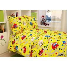 Комплект детского постельного белья — бязь цветная ГОСТ Иваново