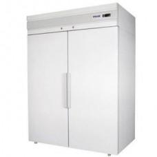 Холодильный шкаф polair CC214-S (ШКХ-1.4(0,7-0,7))