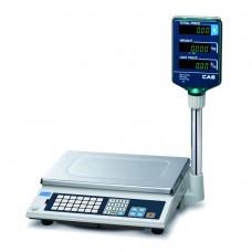 Весы торговые Cas AP-15 EX