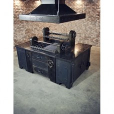 Мангал на древесном угле Grill Master УМБ (2)