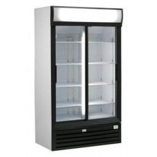 Шкаф холодильный со стеклом Tefcold SLDG 800