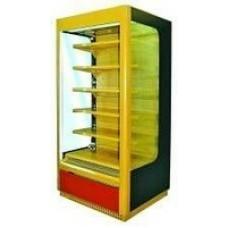 Витрина холодильная VS p-0,95 Veneto, окрашенная (пристенная)